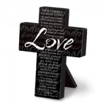love is patient cross
